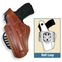 Gould & Goodrich Gold Line Paddle Holster