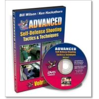 Gun Video DVD - Advanced Self-Defense V3 X0138D