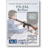 Gun Video DVD - AGI: FN/FAL Rifles X0158D