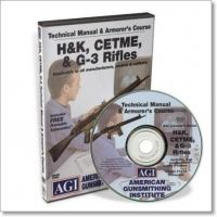 Gun Video DVD - AGI: H&K 91/93/94 Rifles X0070D