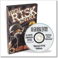 Gun Video DVD - High Risk Entry X0453D