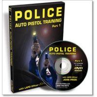 Gun Video DVD - Police Training - Part 1 C0036D