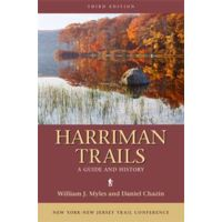 NY/NJ Trail Confrnce: Mid-atlantic: Hiking/backpacking Guides