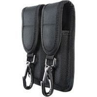 Heros Pride Medium CDCR Double Magazine Pouch w/ Metal Clips