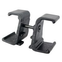 HI Point Firearms Dual Magazine Holder For Hi Point Model 4095TS/4595TS Black Polymer Attaches To Target Stock DMC40-45
