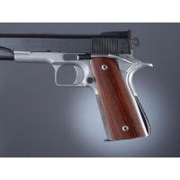 Hogue Govt. Handgun Grip Model Coco Bolo S&A Mag.-Well, Ambi. Cut 45830