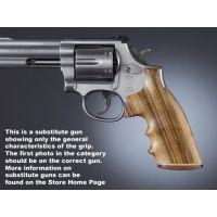 Hogue Ruger Speed-Six Handgun Grip Goncalo Stripe Cap 88220