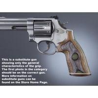 Hogue Ruger Speed-Six Handgun Grip Lamo Camo No Finger Groove Stripe Cap 88430