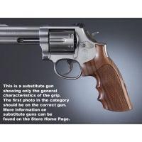 Hogue Ruger Security Six Handgun Grip Pau Ferro No Finger Groove Checkered 87311
