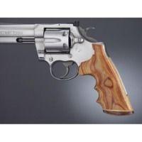 Hogue King Cobra/Anaconda Handgun Grip Tulipwood Big Butt 47724