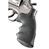 Hogue Handgun Monogrip Rubber Grips S&W N Frame Round Butt 25000
