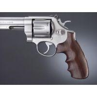 Hogue S&W N Rd. Handgun Grip Pau Ferro 25300