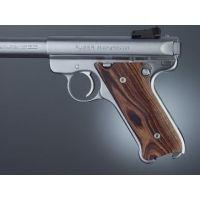 Hogue Ruger MK II Handgun Grip Kingwood Left Hand Thumb Rest 82670