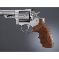Hogue Ruger Security Six Handgun Grip Pau Ferro Checkered 87301