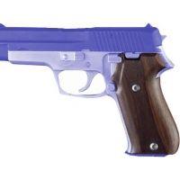 Hogue SIG Sauer P220 Handgun Grip Rosewood American Model 20910