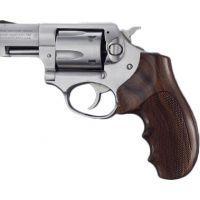 Hogue Ruger SP101 Handgun Grip Pau Ferro Checkered 81301
