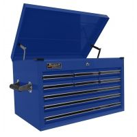 Homak 27in Professional Extended Top Chest w/ 9 Drawers