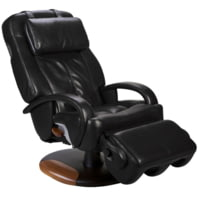 Human Touch HT-275 ThermoStretch Massage Chair in Black Bonded Leather