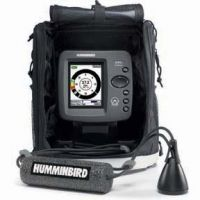 Humminbird Fishfinder, ICE 345C, Color Screen