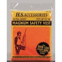 Hunter's Specialties Magnum Safety Vest Blaze Orange Size Four X-Large 02002