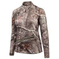 e19aa49e351 Huntworth Hunting Terry Knit 1 4 Zip Pullover - Womens