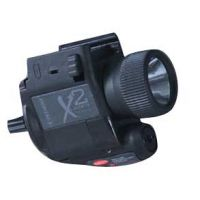 EOTech X2 Laser Sub-Compact Tactical Laser - Flashlight Combo