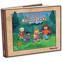 Jr. Rangerland Meet Us At The National Parks Picture Book
