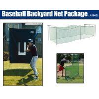 Jugs Sports Baseball Backyard Net Package w/ Batting Cage