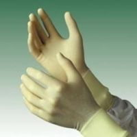 Kimberly Clark CERTICLEAN Class 10 Latex Gloves, Hand-Specific 40101-054