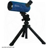 "Konus Konuspot-90 2.6"" 65mm Maksutov-Cassegrain Spotting Scope 7118 30-90x Zoom, Tripod, Case"