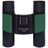 Columbia by Kruger Optical Companion 8x32 Multicoated Water Resistant Compact Binoculars 50010