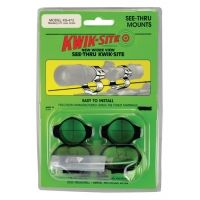 Kwik-Site See-Thru Mounts Mossberg Lever Action KS-472