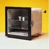 Labconco Vacuum Desiccator Cabinet, Fiberglass, Labconco 5530000 Vacuum Desiccator Cabinet