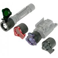 Laser Devices Tip-Off Flashlight Filters for OV-1 and LAS/TAC 2 w/ Compact Head Tactical Lights