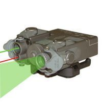 Laser Devices DBAL-A3 Laser with Visible Red Pointer (642nm)