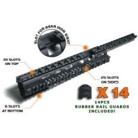 Leapers UTG .22 Commando Tactical Quad Rail System MNT-HG228