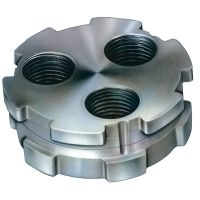 Lee Pro 3-Hole Quick Change Turret for Pro1000 and Turret Press 90497