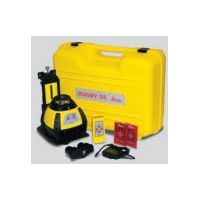 Leica Geosystems 6000743 Rugby 55 (Class IIIa) Interior Construction Laser Package w/ Alkaline Batteries