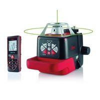 Leica Disto Roteo 35G Rotating Laser Range Finder D3 Premium Pack