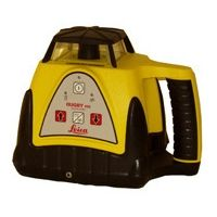 Leica Geosystems Rugby 100 General Consruction Laser w/ Carrying Case 733620