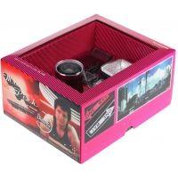 Lomography Diana F+ Mr. Pink Film Camera 572