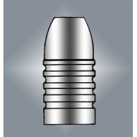 Lyman Rifle Bullet Mould: 50 Caliber - #515142 2640142