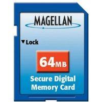Magellan Portable GPS Receiver 64MB memory card - 980614-05