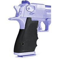 Magnum Research Hogue Desert Eagle Pistol Grip with Finger Grooves DEP821