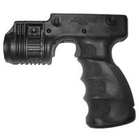 Mako Group FAB Defense Tactical Grip & 1in. Flashlight Adapter w/ Activation Trigger