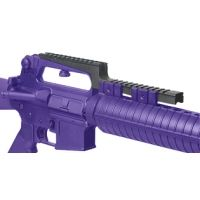Global Military Gear Z-Mount Style Carry Handle Rail Mount for AR-15 Rifle