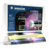 Meade 2PC Eyepiece and Barlow Lens Telescope Accessory Kit 07978LF