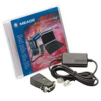 Meade #506 AstroFinder Software and Cable Connector Kit 04513