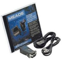 Meade AstroFinder Software with #505 Connector Cable Set for Autostar 04512