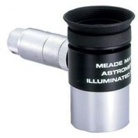 "Meade Modified Achromatic 12mm Illuminated Reticle Astrometric Eyepiece (1.25"") 07069"